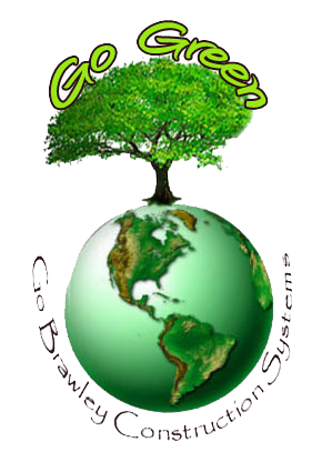 Go Green with Brawley Construction Systems